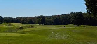 Whitinsville Golf Club Cover
