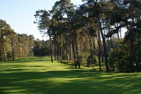 Overview of golf course named Golfclub Wouwse Plantage