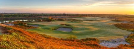 Overview of golf course named Streamsong Resort - Blue Course