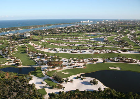 Overview of golf course named Jupiter Hills Club - The Village
