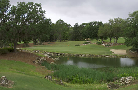 Overview of golf course named World Woods Golf Club - Rolling Oaks
