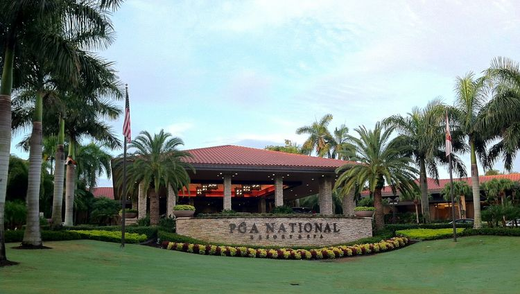 Pga national golf club the estates cover picture