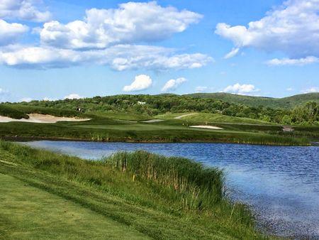 Crystal Springs Golf Club Cover