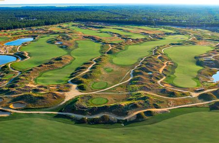 Twisted dune golf club cover picture