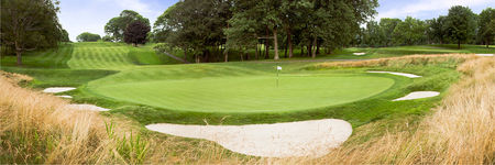 Morris county golf club cover picture