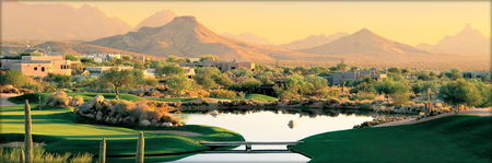 Overview of golf course named Desert Mountain Golf Club - Cochise