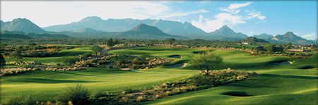 Overview of golf course named Desert Mountain Golf Club - Outlaw