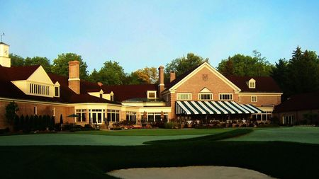 Overview of golf course named Country Club of Rochester
