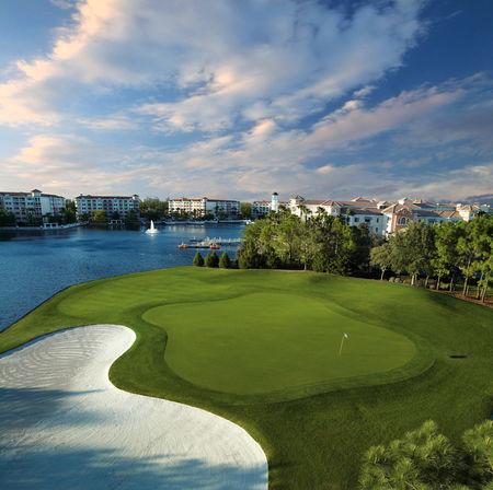 Grande vista golf club cover picture