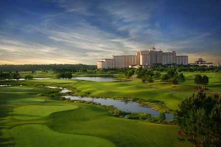 Shingle creek golf club cover picture