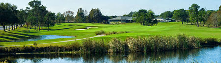 Hunter's Creek Golf Club Cover Picture