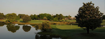 Overview of golf course named Windermere Country Club