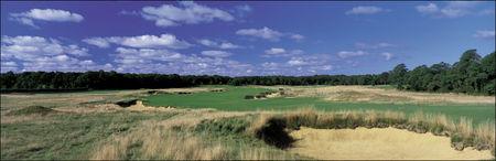 East Hampton Golf Club Cover