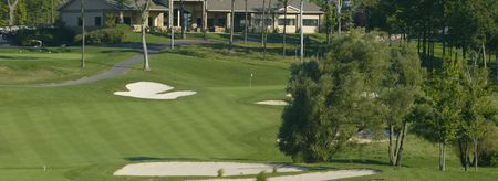 Overview of golf course named Ravenwood Golf Course
