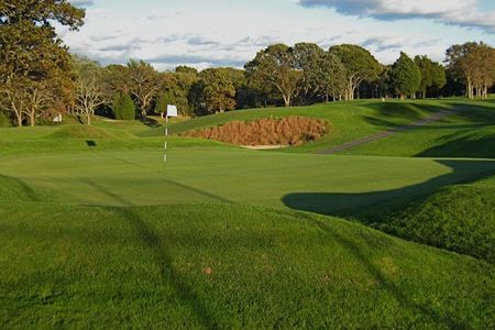 Saint George's Golf and Country Club Cover Picture