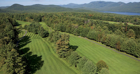 Overview of golf course named Sagamore Resort and Golf Club