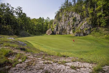 Marquette Golf Club Cover Picture