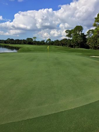 Overview of golf course named Olde Florida Golf Club