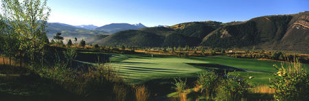 Overview of golf course named The Club at Cordillera - Valley Course