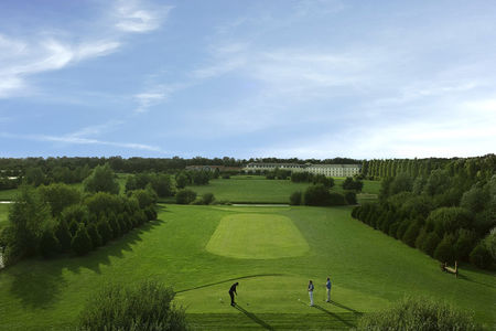 Overview of golf course named Golf Dolce Chantilly