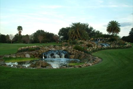 Baseline Golf Course Cover