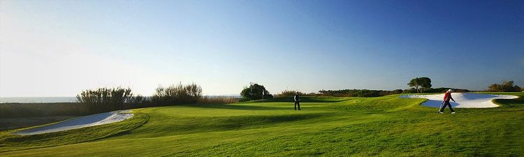 Vale do lobo ocean golf course cover picture