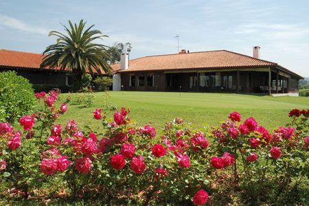 Oporto golf club cover picture
