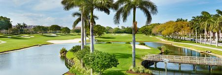 Overview of golf course named Boca Dunes Golf and Country Club