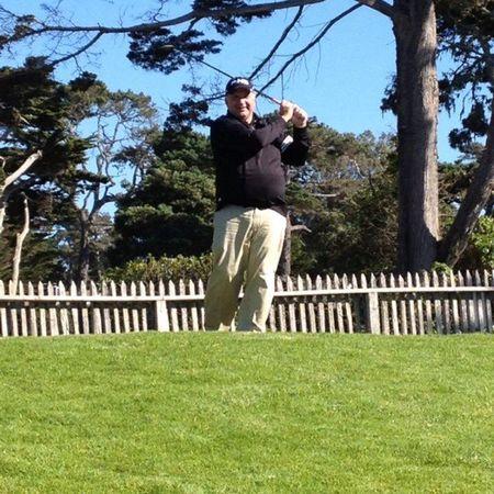 Avatar of golfer named Drew Farron
