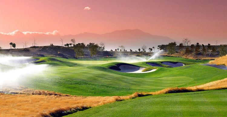 Eagle falls golf course cover picture