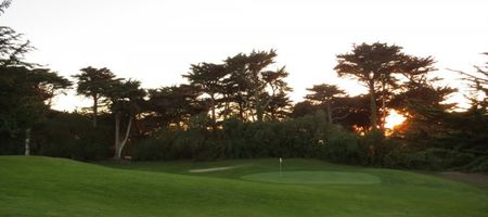 Overview of golf course named Golden Gate Park Golf Course
