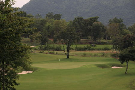 Overview of golf course named Kaeng Krachan Country Club and Resort