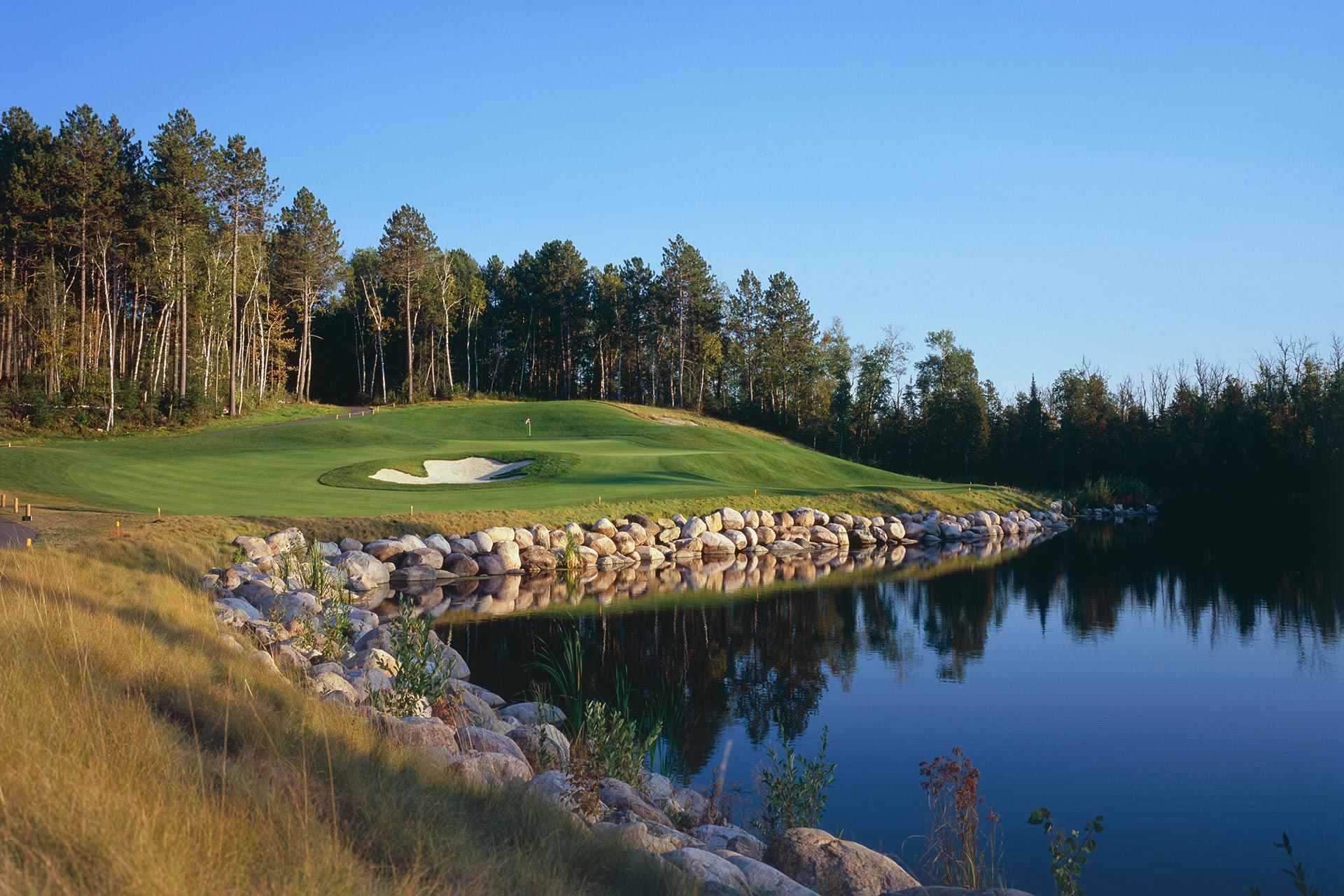 The Wilderness At Fortune Bay All Square Golf