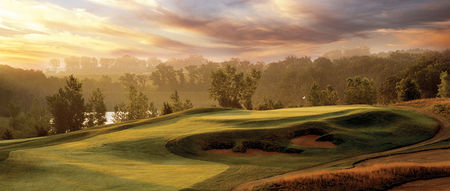 Stoneridge golf club cover picture