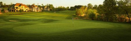 Wilds Golf Club, The Cover Picture