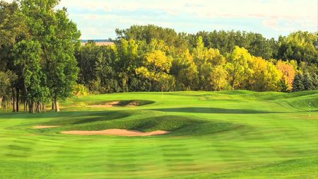 Overview of golf course named Chaska Town Course