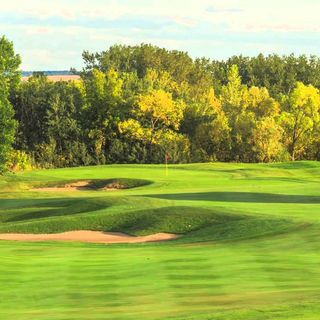 Chaska town course cover picture