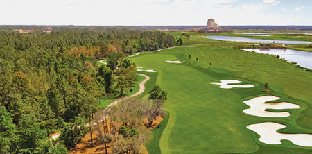Overview of golf course named Championsgate - National Course