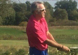 Avatar of golfer named J Morlock