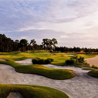 Pga golf club dye course cover picture