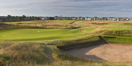 Prestwick Golf Club Cover Picture