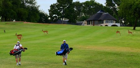 Skukuza Golf Club Cover Picture