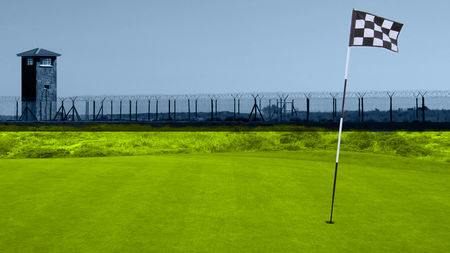 The Prison View Golf Course Cover Picture
