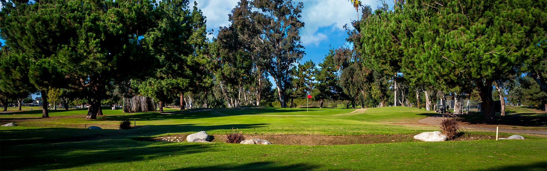 Alhambra golf course cover picture