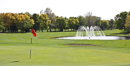 Emerald Hills Golf Course Cover