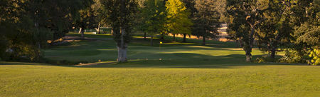 Bennett valley golf course picture