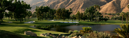 Overview of golf course named The Country Club at Soboba Springs