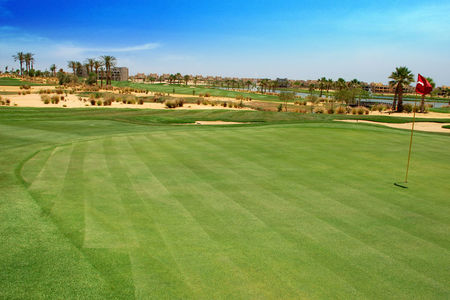 Overview of golf course named Sokhna Golf Club