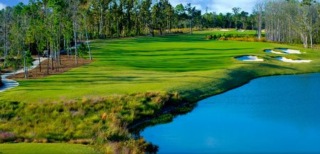 The Preserve Golf Club Cover Picture