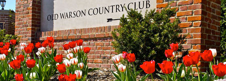 Old Warson Country Club Cover Picture